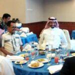 Walikota Bima Bertemu Menteri Ketenagakerjaan dan Menteri Tenaga Kerja Arab Saudi, Bahas Peluang Kerjasama