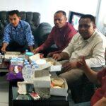 Datang Ngopi di Kantor DPRD, Gaya Lutfi Disebut Mirip Noli