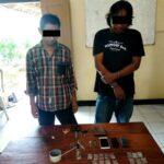 Narkoba Lagi, 2 Pria Terduga Bandar Dibekuk