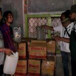 Sat Narkoba Amankan Miras di Kelurahan Tanjung