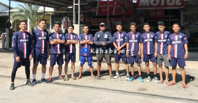 Minim Event, Pemain Sepakbola Beralih ke Futsal