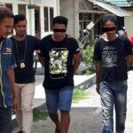 Operasi Antik, Polres Bima Amankan 2 Pemuda Pemilik Narkoba