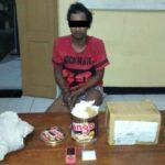 Terima Paket Sabu-Sabu di Jasa Pengiriman, Polisi Amankan Lagi Seorang Pemuda