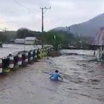 Ratusan Rumah di Kempo Dompu Terendam Banjir