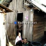 Hidup Susah di Rumah Reot Samping Kantor Desa, Pemdes Mpuri Tutup Mata
