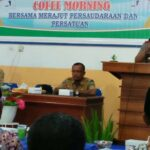 Kapolres Bima Kota Silaturahmi dengan FKUB
