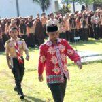 SMKN 3 Peringati Hari Pahlawan, Zainuddin: Hormati Jasa Pahlawan Dengan Belajar Giat