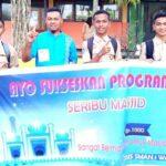 SMAN 1 Wawo Luncurkan Program Rp 1.000 Untuk Masjid