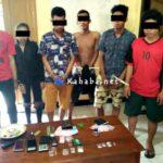Grebek Narkoba di Sadia, 4 Orang Ditetapkan Tersangka