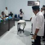 Pemkab Dompu Lantik Belasan Administrator dan Pengawas