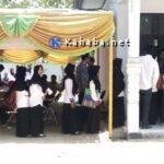 615 Peserta Ikut Tes CPNS Kabupaten Bima Hari Pertama
