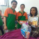 Puluhan Ibu-Ibu Melahirkan Dapat Suprise dari Hokky Mart