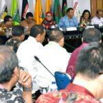 Kunker di NTB, Gubernur Harap DPR RI Bantu Tuntaskan Rehab Rekon