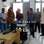 Wakil Walikota Bima Tinjau Lokasi Persiapan Tes CPNS