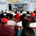 Walikota Bima Silaturrahim dengan Komponen Masyarakat se-Kecamatan Mpunda