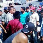 Warga Wawo Kembali Protes, Pembangunan Tempat Alfamart Dihentikan