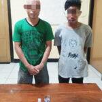 Bawa Narkoba, Pemuda dan Pelajar ini Ditangkap di Perbatasan Sape Wawo