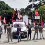 LMND Demo Kasus Korupsi di Bappeda, Oknum Pegawai Diminta Segera Diadili