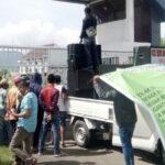 Tolak Hasil Pilkades Lewintana, Simpatisan Budiman Demo Pemda