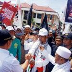 Umat Islam Bima Kutuk Kejahatan Kemanusiaan yang Manimpa Muslim Uyghur