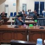Padahal Paripurna Dihadiri Walikota Bima, Dewan Sorot Banyaknya Ketidakhadiran Kepala OPD