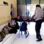 56 Anggota Kepolisian Amankan Pilkades di Kecamatan Bolo