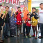 Cabor Muaythai Kabupaten Bima Raih Juara Umum di Porprov