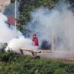 Antisipasi Demam Berdarah, Dikes Fogging Sejumlah Kelurahan