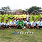 Laga Perdana Korpri Cup, Pol PP FC Cukur Kemenkeu 4-1
