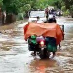 Banjir Kilo dan Kempo Sisakan Limbah dan Lumpur