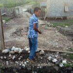 Proyek Jalan Tani Desa Oi Saro Dinilai Tak Layak