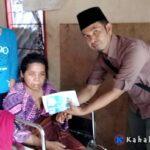 Pemdes Rato Bantu Penyandang Disabilitas Dari Dana Desa