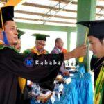 STISIP Wisuda Angkatan ke-40, 232 Mahasiswa Jadi Sarjana
