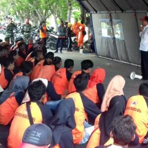 Tingkatkan Kapasitas Penanganan Bencana, BPBD Diklat 5 TSBK