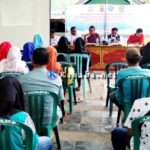BKR Kelurahan Sadia Sosialisasi Bahaya Narkoba