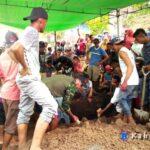 Dugaan Pembunuhan di Kendo, Kuburan Wawan Dibongkar, Polisi Otopsi Mayat Korban