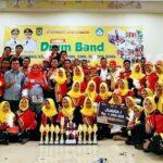 Tim SMAN 1 Raih Juara Umum Lomba Drum Band Tingkat Kota Bima