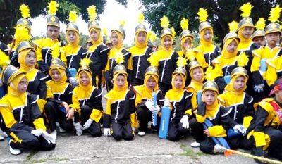 Hebat, SDN 21 Juara Umum Marching Band Tingkat Provinsi NTB