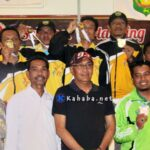 Raih 12 Medali, Cabor Catur Kabupaten Bima Jadi Juara Umum