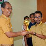 Capai Universal Health Coverage, Pemkot Bima Terima Penghargaan Dari BPJS