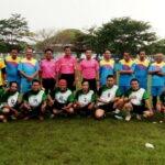 Tahan Imbang Dishub FC 1-1, Kompers FC Lolos Runner Up Grup