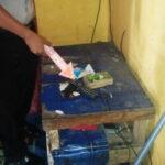 Rumah Dicongkel Maling, TV dan HP Raib