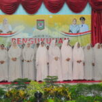 Pengurus Majelis Taklim Uswatun Hasanah Periode 2019-2023 Dikukuhkan