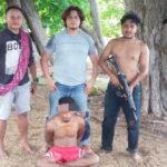 Diduga Miliki Senpi dan Pencurian Menjangan, DPO Ini Dibekuk