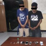 Miliki Sabu-Sabu, 2 Pemuda Diringkus di Sadia