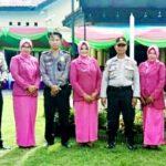 5 Anggota Polsek Bolo Naik Pangkat