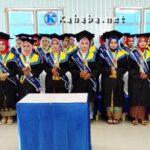 39 Mahasiswi Akbid Harapan Bunda Angkatan Ke-X Diwisuda