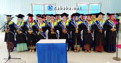 39 Mahasiswi Akbid Harapan Bunda Angkatan Ke X Diwisuda Kabar