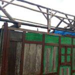 Angin Kencang, 1 Rumah dan Musholla di Donggo Rusak
