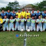 Menang Adu Penalti, Setda FC Melaju ke Final Korpri Cup